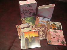 CARAVAN LAND OF GREY & PINK JAPAN RARE REPLICA 7 OBI CD BOX ONE TIME 17 SPECIAL