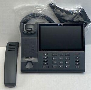 MITEL MIVOICE 6940 IP PHONE & BLUETOOTH HANDSET 50006770 STAND CORD EXCELLENT