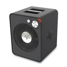 Vornado VMH300 Whole Room Metal Heater w/ 2 Settings and Adjustable Thermostat