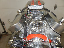 454 BB CHEVY ROLLER ENGINE TURN KEY  BY CRICKET  CR#EHRFO 70