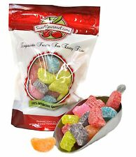 SweetGourmet Assorted Fruits Sour Slices (Jelly Candy) - 1Lb FREE SHIPPING!
