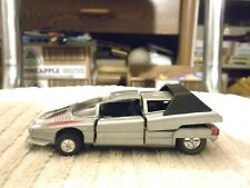 1976 VINTAGE SUPERIOR RACERS ALFA ROMEO CAR WITH PULL BACK ACTION VERY GOOD 1:36