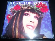 Dead Or Alive You Spin Me Round (Like A Record) UK CD Single – Like New