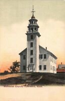 Postcard Methodist Church in Townsend, Massachusetts~122844