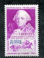Algeria B57 MLH 1949 Stamp Day