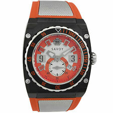 Savoy Icon Extreme Stainless Steel Mesh Men's Watch WM1.21B7R1.71.RO.TS