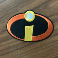 1pc Incredibles Embroidered Patch Cloth Iron On Applique craft sewing #1318