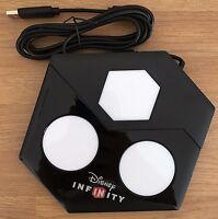Disney Infinity 1.0, 2.0, 3.0 BLACK Portal Base ONLY | Wii, Wii U, PS3, PS4