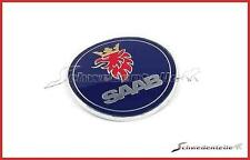 Original Saab-Emblem Heck Saab 9-3 II Cabrio ´04- logo badge
