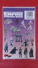 Factory Sealed 1997 Star Wars The Empire Strikes Back Reusable Stickers