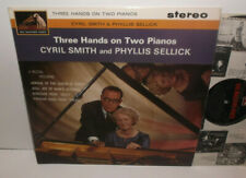CSD 1506 Bach Ravel Faure Cyril Smith Phyllis Sellick Three Hands On Two Pianos