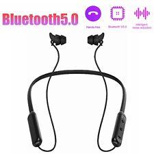Wireless Bluetooth Earphones Super Bass Headphones Noise Cancelling Sleep In-ear