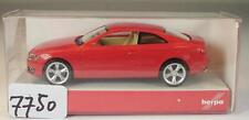 Herpa 1/87 Nr. 023771 Audi A5 Coupe rot OVP #7750