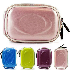 Carrying Hard Case Zipper Storage Bag Pouch Box For Earphone Headphone Earbud