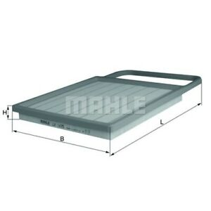 1 Luftfilter MAHLE LX 1475 passend für AUDI VAG CUPRA