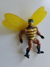 Masters of the Universe vintage Buzz-Off action figure MotU Mattel