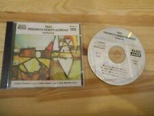CD Jazz Trio Friedrich/hebert/Moreno-Surfacing (9 canción) Naxos jazz