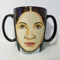 Princess Leia Mug Star Wars Disney Store Genuine Original Authentic Collectible