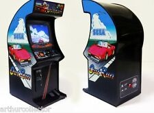 ARCADE MINIATURE REPLICA WITH LIGHTING - SEGA OUT RUN