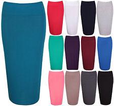 Damenröcke im A-Linien-Stil aus Viskose für die Freizeit