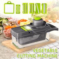 Multifunction Vegetable Fruit Cutting Machine Kitchen Kitchen Chopper Cutter -