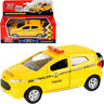 Ford Ecosport Russian Taxi Diecast Model Car Scale 1:36