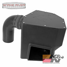 K&N BLACKHAWK COLD AIR INTAKE FOR 2010-2012 DODGE RAM CUMMINS DIESEL 6.7L