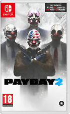 Payday 2 | Nintendo Switch PREORDER