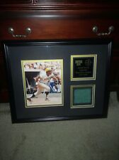 "Willie Stargell 18 1/2 x 22"" Signed Photo W/Turf from Three River Stadium"