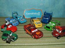 Disney Pixar Cars: Oliver Lightload, DJ, The King & More (Displayed Only)