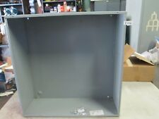 "Hoffman Electrical Pull Box Enclosure Cat# ASE24x24x8NK 24""x 24""x 8"" (New)"