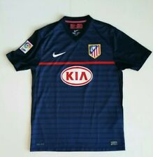 Athletico Madrid Nike 100 Year Anniversary LFP La Liga Soccer Futbol Jersey EUC!