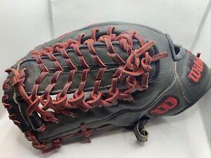"""Wilson A2000 Baseball Glove GG47 Gio Gonzalez Game Model Pitcher 12.25"""" LHT"""