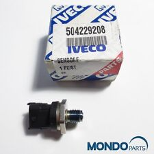 Original Iveco/Fiat Druck-Sensor-Rail-Kraftstoff Fiat Ducato 230/244 = 504229208