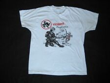 1983 DIRTY ROTTEN IMBECILES VTG T-SHIRT ORIGINAL 80S D.R.I tour hardcore punk