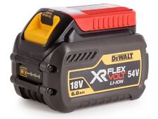 Dewalt DCB546 XR FLEXVOLT 1854 Volt Liion 60Ah Battery