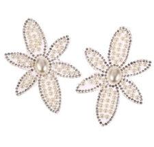 Any Purpose Flower Hotfix/Iron On Jewellery Beads