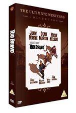 RIO BRAVO JOHN WAYNE DEAN MARTIN RICKY NELSON WARNER UK REGION 2 DVD NEW