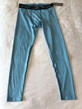 92b3ce06180e4 NWT Eastbay EVAPOR Compression Tight 2.0 Light Blue Men's Adult Size M
