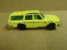 MAJORETTE N° 220 MADE IN FRANCE 1/60 - VOLVO 245 DL YELLOW