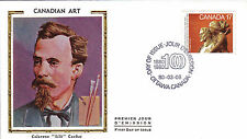 Canada FDC Sc # 849/852 4 Academy of Arts Aniv covers w/ Colorano cachet- WW7266