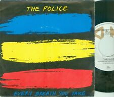 "THE POLICE - EVERY BREATH YOU TAKE ( DUTCH  AMS 9287) 7""PS 1983"