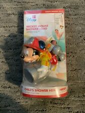 Disney Home Mickey Collection Mickey Mouse Shower Head Nip