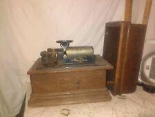 Edison Standard Phonograph Model E Parts ,