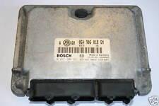 VW Golf Mk4 2.0 Ayq Unità di Controllo Elettronico 06A906018GM 06A 906 018 GM