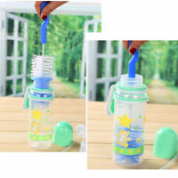 Soft Plastic Brush Washing Baby Bottle Cup Kitchen Cleaning Tool