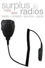 New Pryme Trooper Spm-2143 X43 Hyt Tc780 Speaker Miccrophone with Audio Port