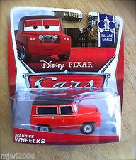 Disney PIXAR Cars MAURICE WHEELKS on 2013 PALACE CHAOS THEME diecast 5/9