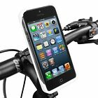Ibera Bike White iPhone 5 Phone Case Spring-Loaded Stem Mount PB15Q5-W
