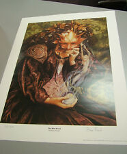 Brian Froud -- The Wild Wood  -- #126 of 1,500 -- Mithril, 1994, COA